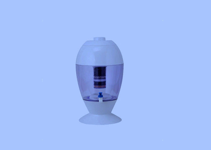 12-15L Capacity Mineral Water Pot Five Layer Cartridge Material Office Pre - Filtration